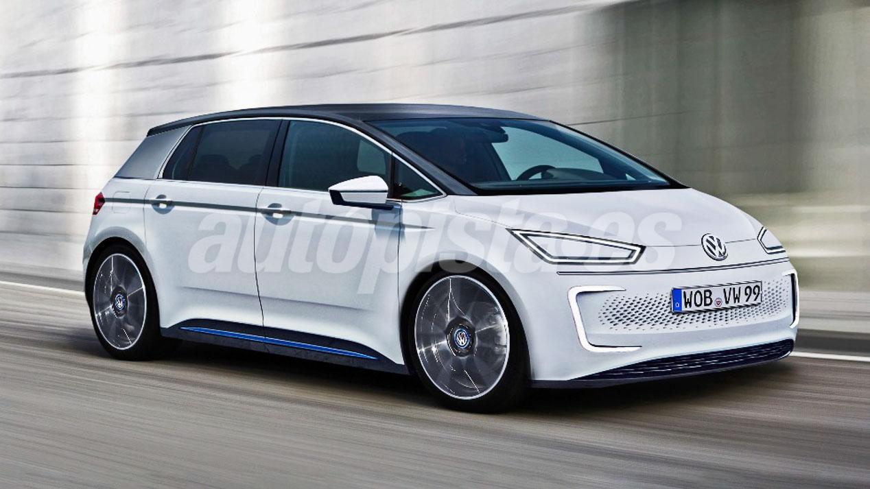 VW revolucionará los eléctricos con este nuevo compacto