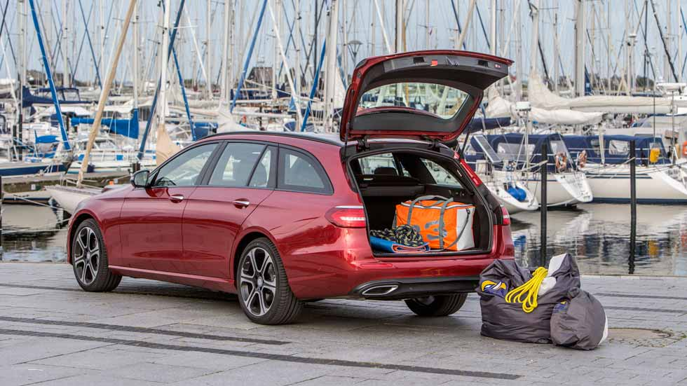 Mercedes Clase E Estate 2017: a prueba un familiar de lujo