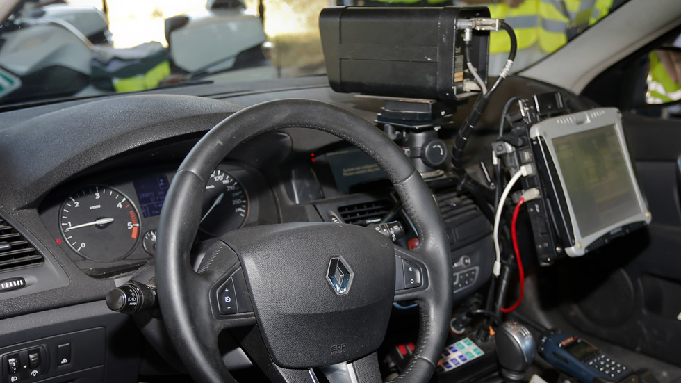 ¿Dónde están los radares móviles que más multan en 2016?