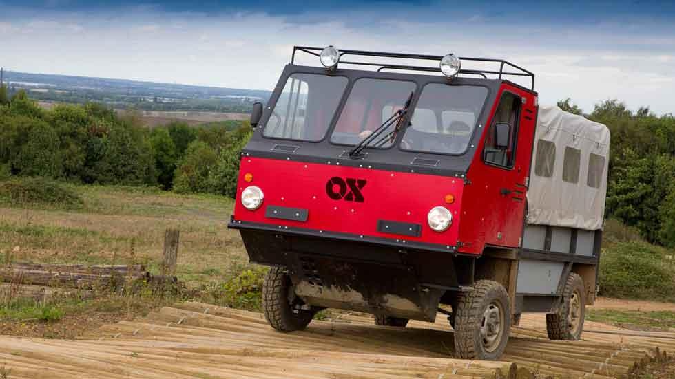 """OX, el camión """"tipo Ikea"""" para los países pobres (vídeo y fotos)"""