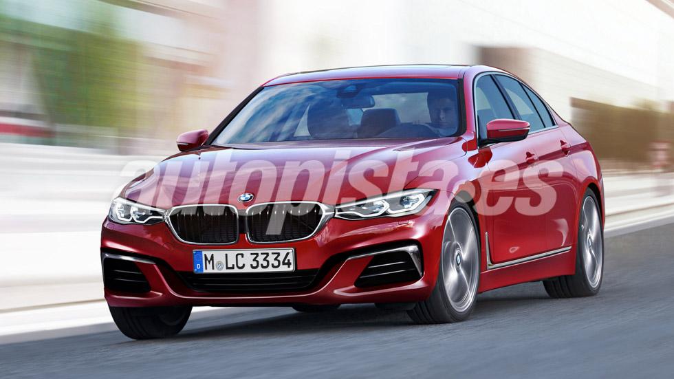 Así serán el próximo Serie 3 y los nuevos motores de BMW