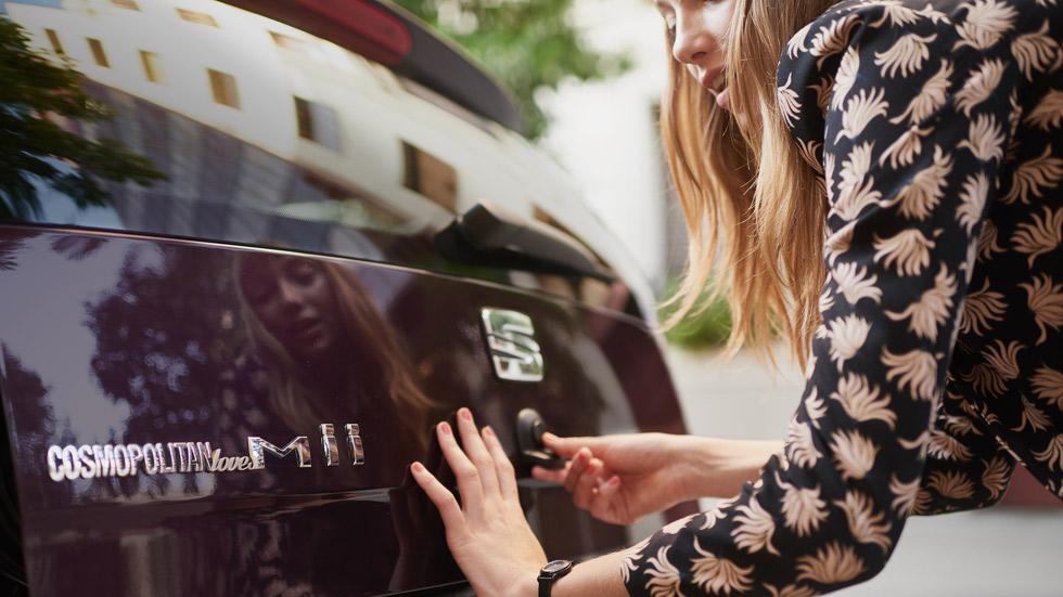 Seat Mii by Cosmopolitan, el coche creado por y para mujeres