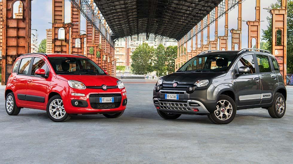 Fiat Panda: el versátil urbano de Fiat se pone el día