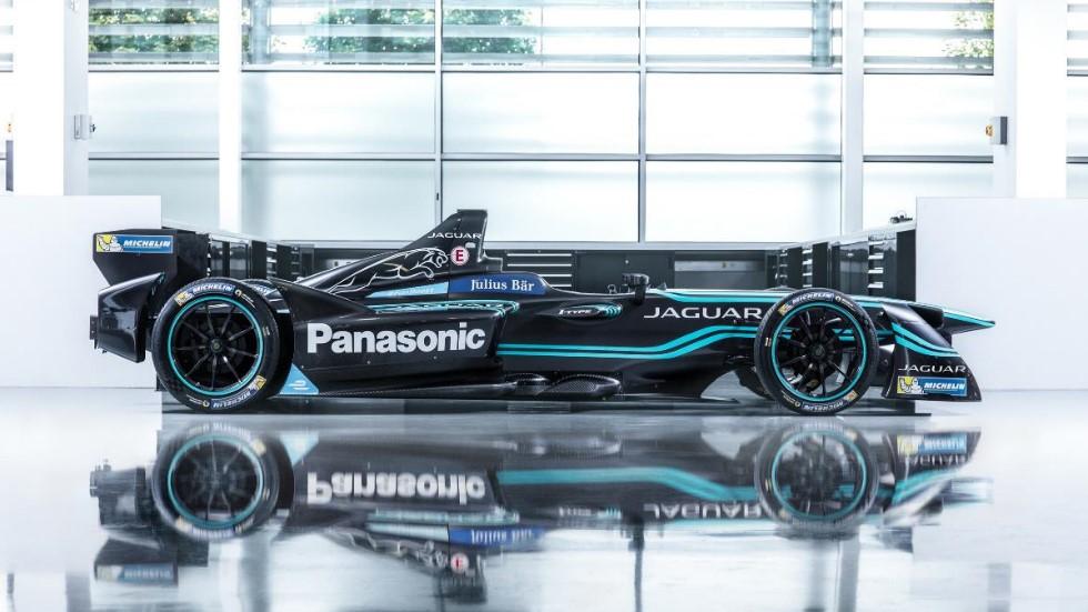 Formula E: Jaguar regresa a la competición