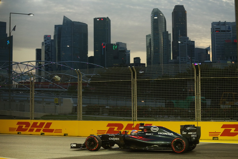 Gran Premio de Singapur: Alonso, mejor en la segunda sesión