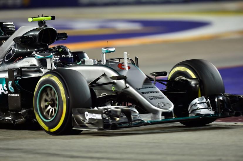 Gran Premio de Singapur: 3ª sesión de entrenamientos libres