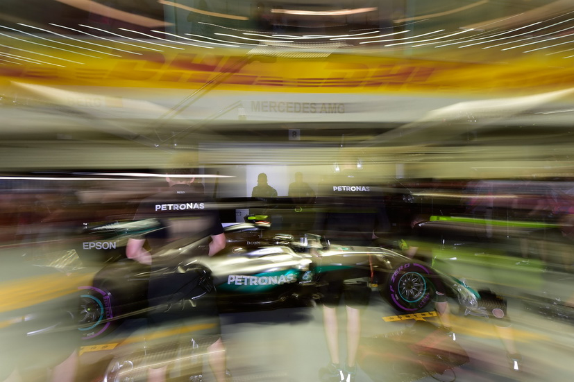 Gran Premio de Singapur: Calificación
