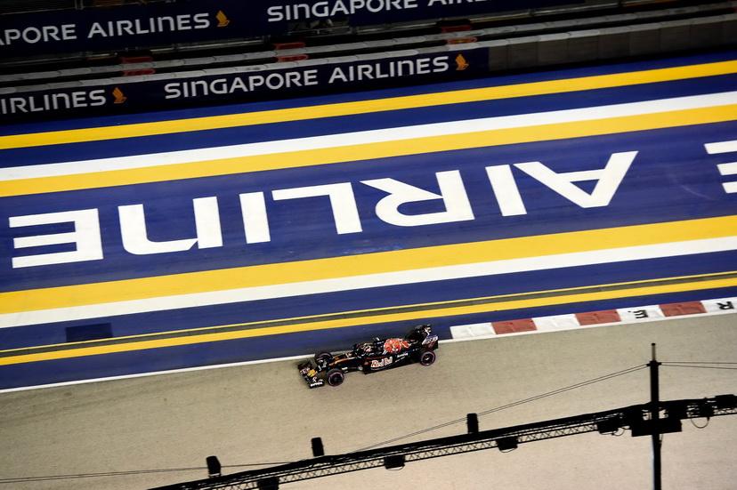Gran Premio de Singapur: Sainz, muy contento con su 6º puesto en calificación