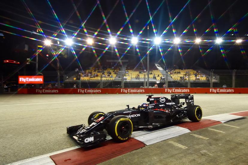 Gran Premio de Singapur: Alonso, declaraciones tras la calificación