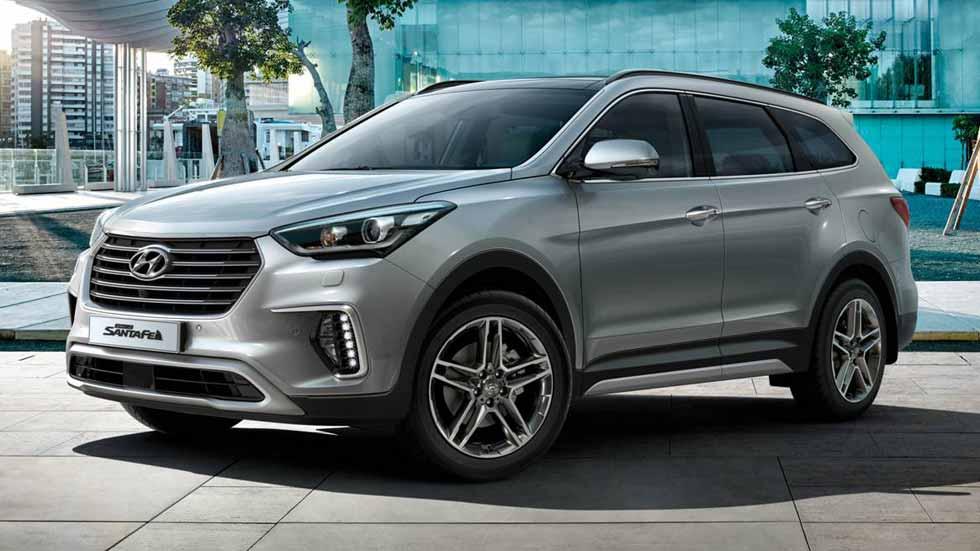 Hyundai Grand Santa Fe 2017: equipamiento reforzado