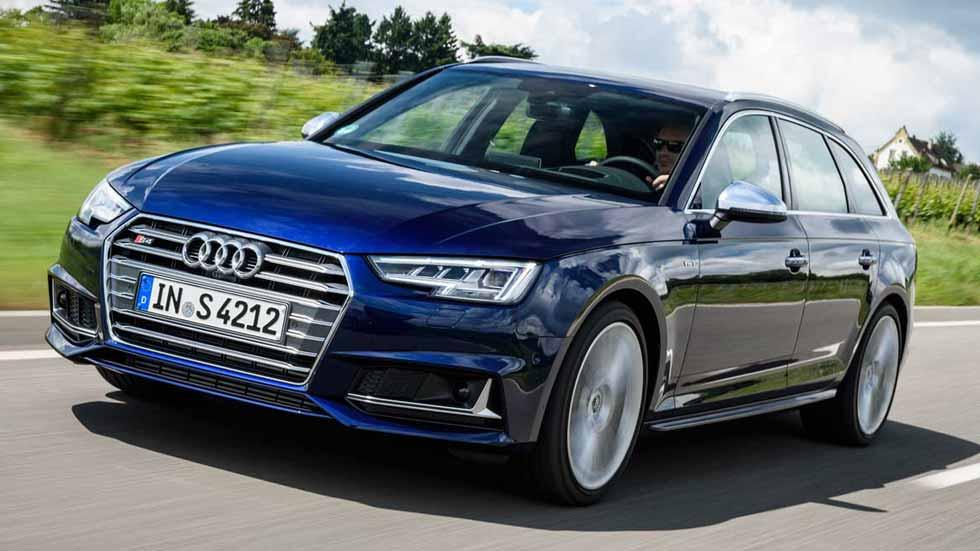 Audi S4 y S4 Avant 2017, precios para España