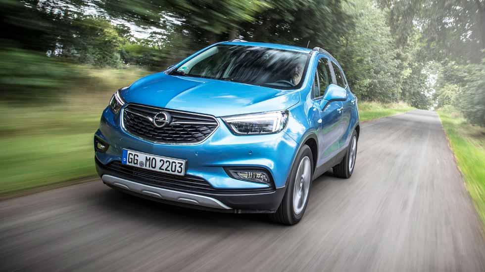 Opel Mokka X: prueba y precios del nuevo SUV