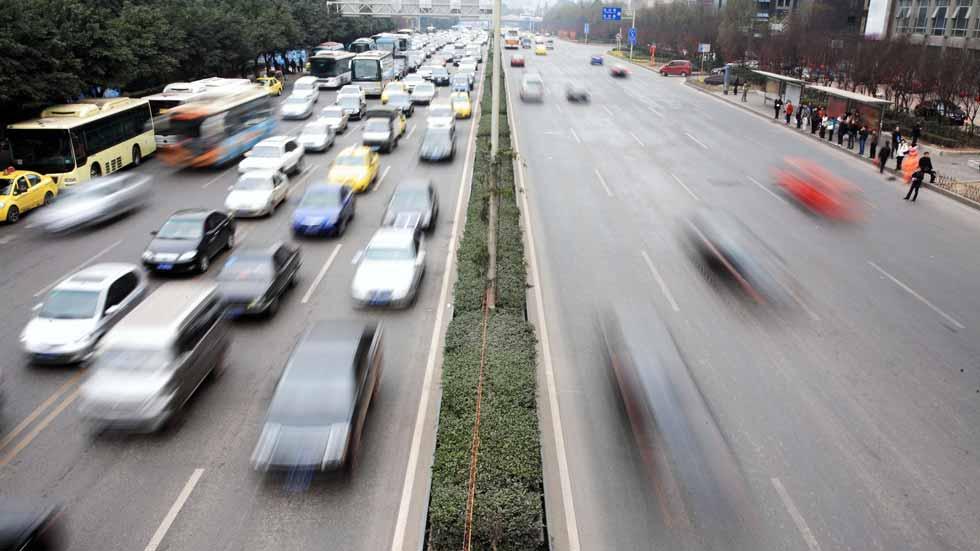 ¿Cuáles son las peores ciudades del mundo para conducir?
