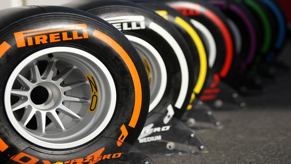 Gran Premio de Malasia de F1: los neumáticos elegidos por los pilotos
