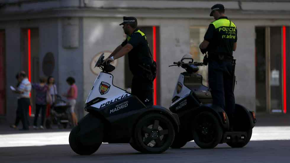La Policía Municipal de Madrid tendrá que multar en el acto