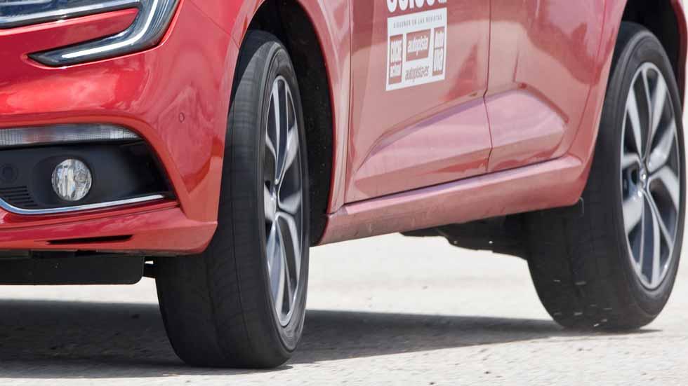 Neumático Michelin CrossClimate: prueba de larga duración