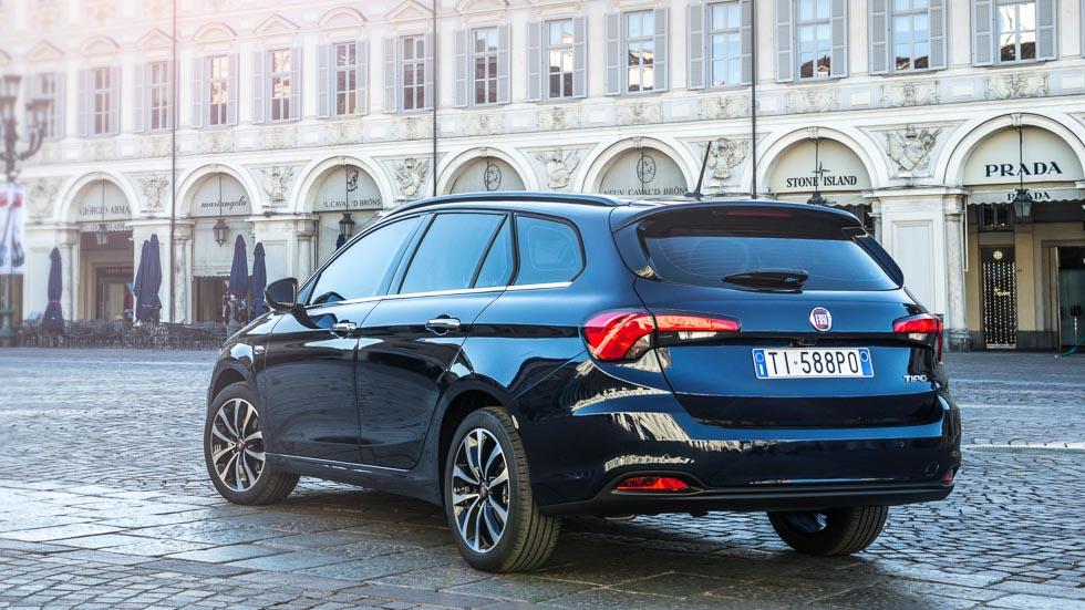 Fiat Tipo Station Wagon: precios de un familiar de lo más interesante