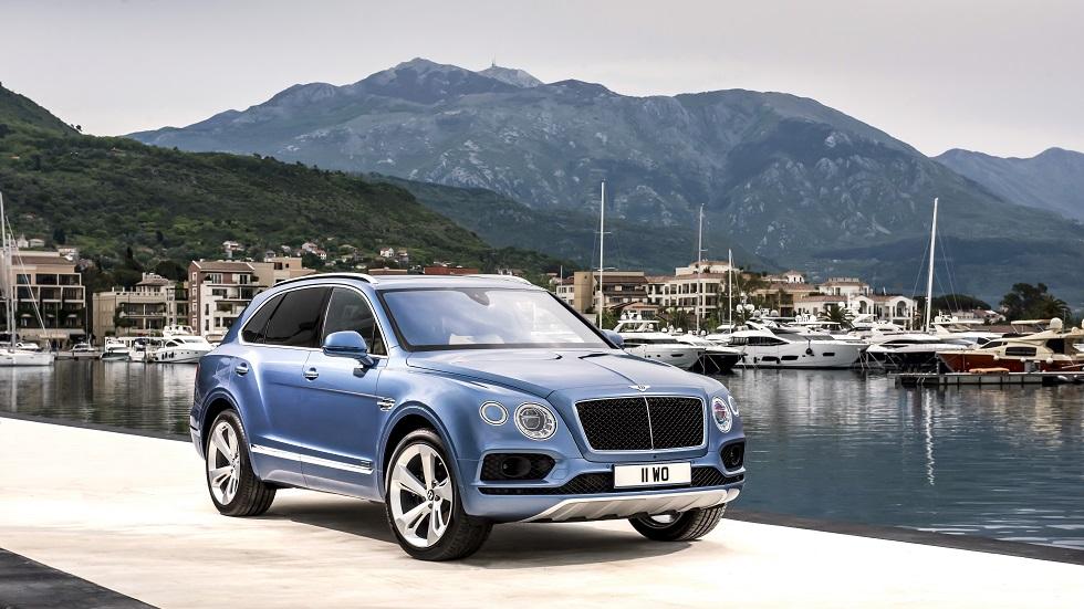 Bentley Bentayga Diesel: así es el primer Bentley de gasóleo