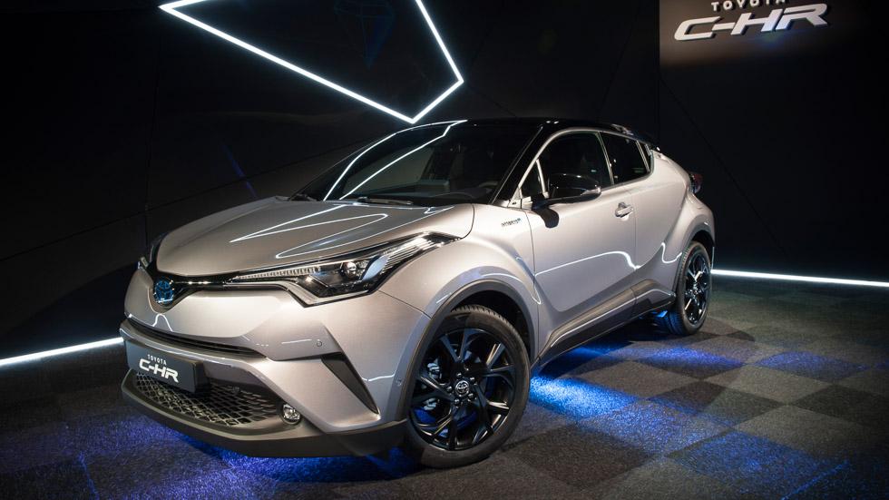 Toyota C-HR Launch Edition, precio para España