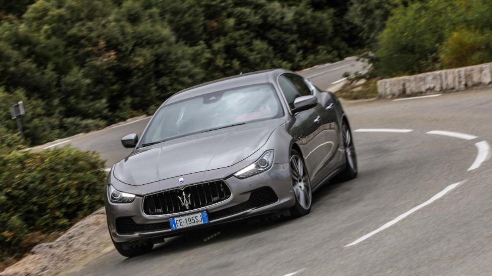 Maserati Ghibli 2017, probamos la espectacular berlina