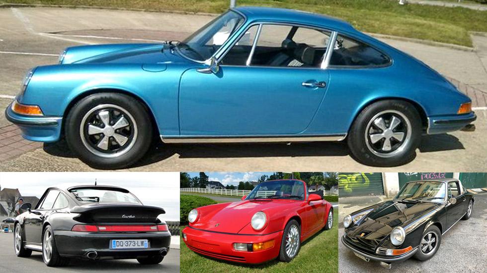 35 Porsche clásicos a subasta por el 85 aniversario de la marca