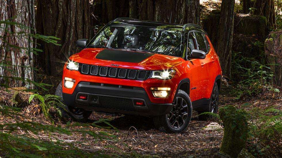 Nuevo Jeep Compass 2017: primeras fotos oficiales