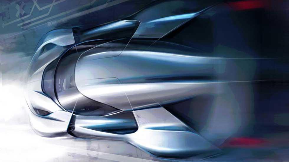 NextEV, el superdeportivo eléctrico chino de 1.360 CV