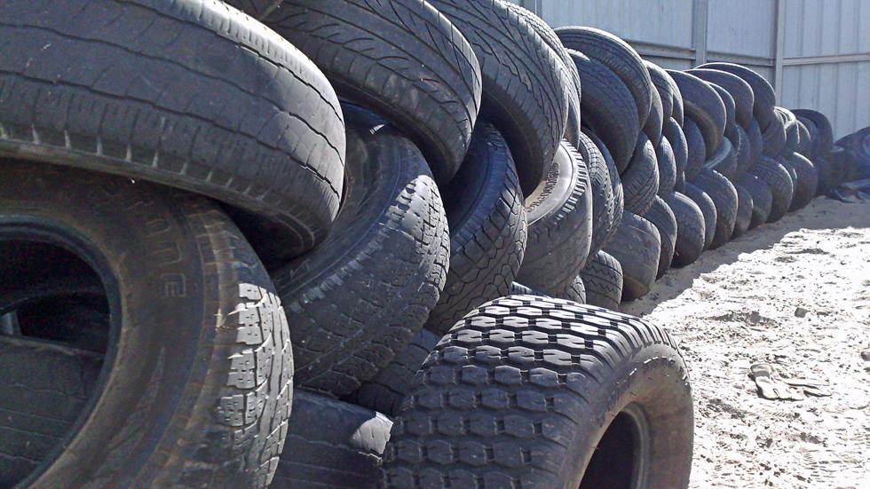 2 de cada 10 neumáticos importados no cumple la normativa