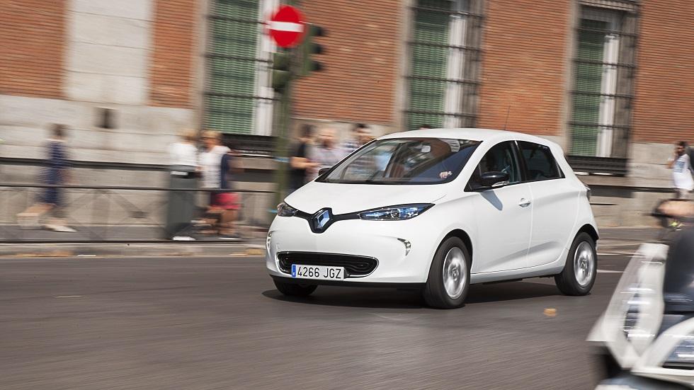 Renault Zoe 2017: nuevas versiones y autonomía de hasta 400 km