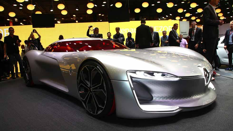 Renault Trezor Concept: así serán los Renault del futuro