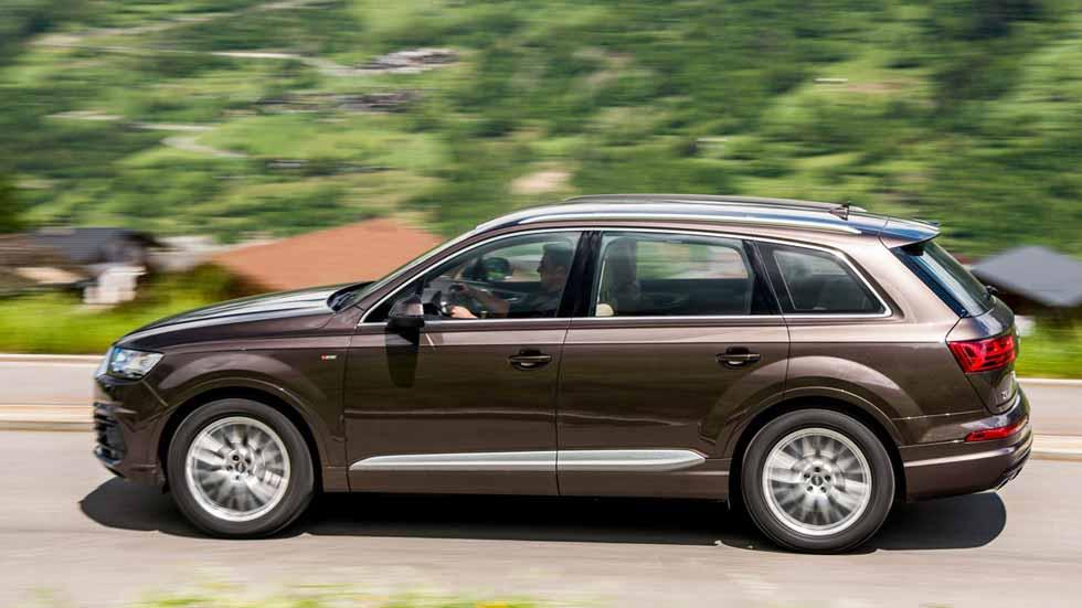 Nueva llamada a revisión para el Audi Q7 en una semana