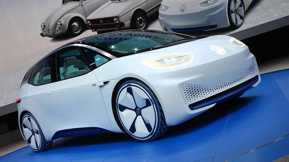 Volkswagen I.D.: el primer coche eléctrico de la nueva era VW