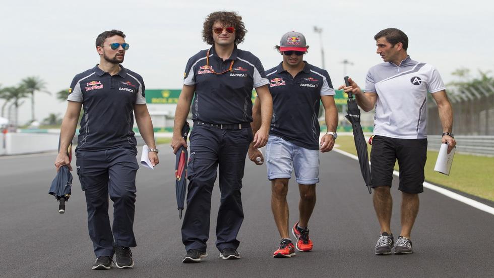 Gran Premio de Malasia: Sainz espera un fin de semana difícil