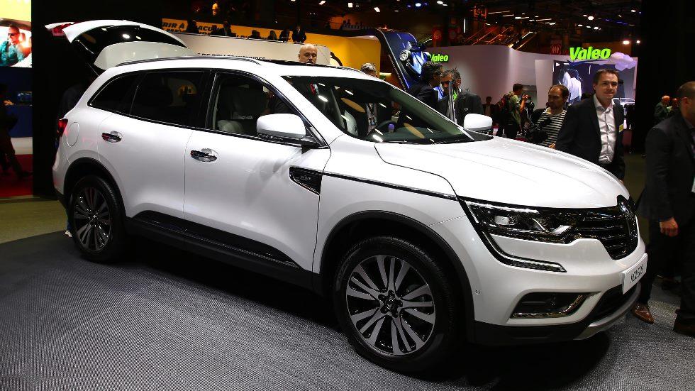 Renault Koleos Initiale Paris: el SUV enamorado del lujo