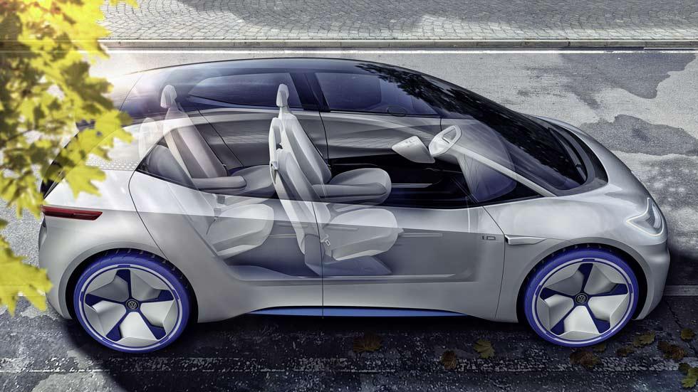 Volkswagen I.D: las 10 claves del coche revolucionario de Volkswagen