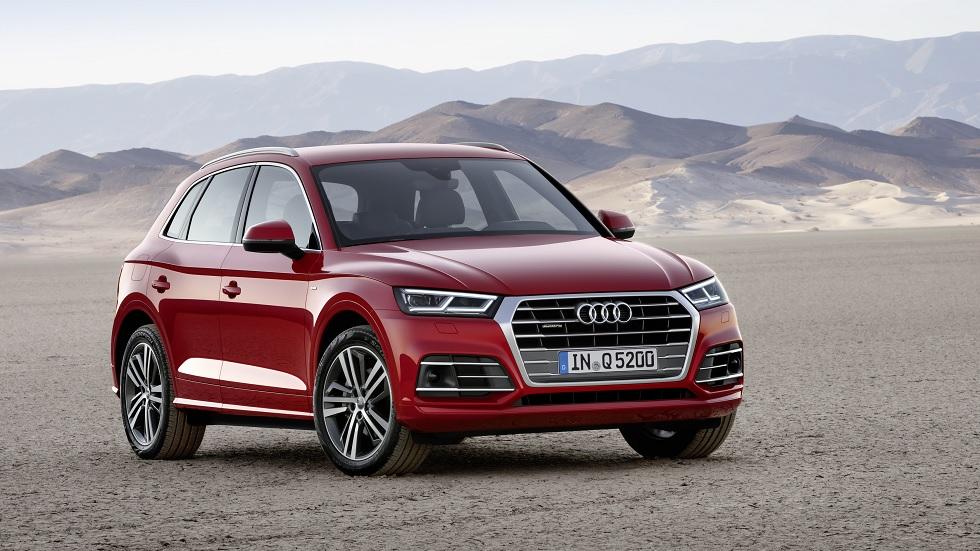 Audi Q5 2017, más tamaño y tecnología para el SUV alemán