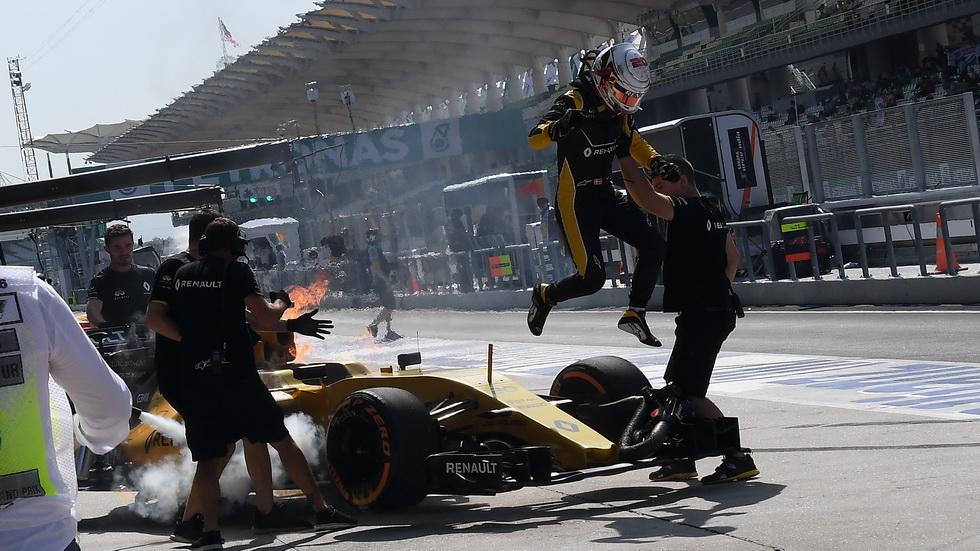 Gran Premio de Malasia: 1ª sesión entrenamientos libres