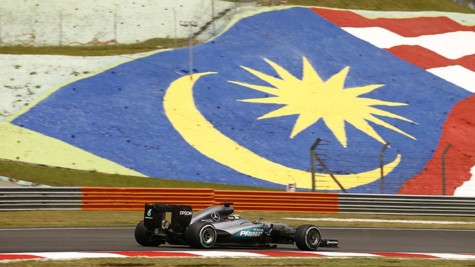 Gran Premio de Malasia: 2ª sesión entrenamientos libres