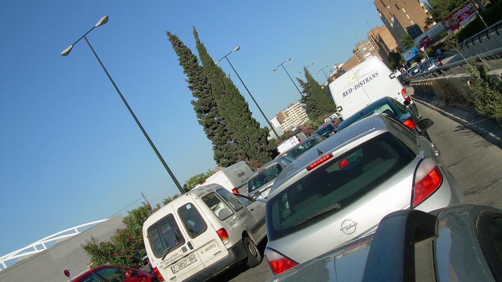 6 de cada 10 accidentes de tráfico, camino del trabajo