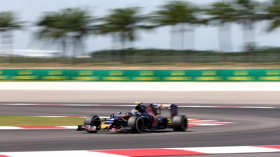 Gran Premio de Malasia: Sainz mejora en la segunda sesión