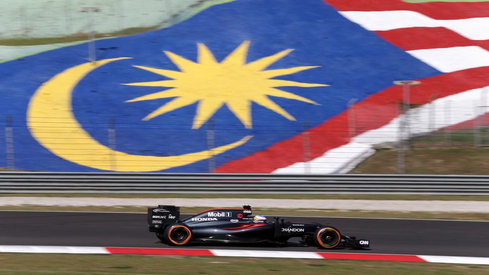 Gran Premio de Malasia: Alonso, positivo tras los entrenamientos
