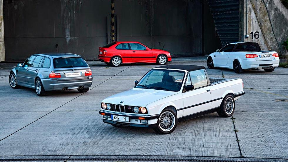 BMW M3: los prototipos más raros en sus 30 años