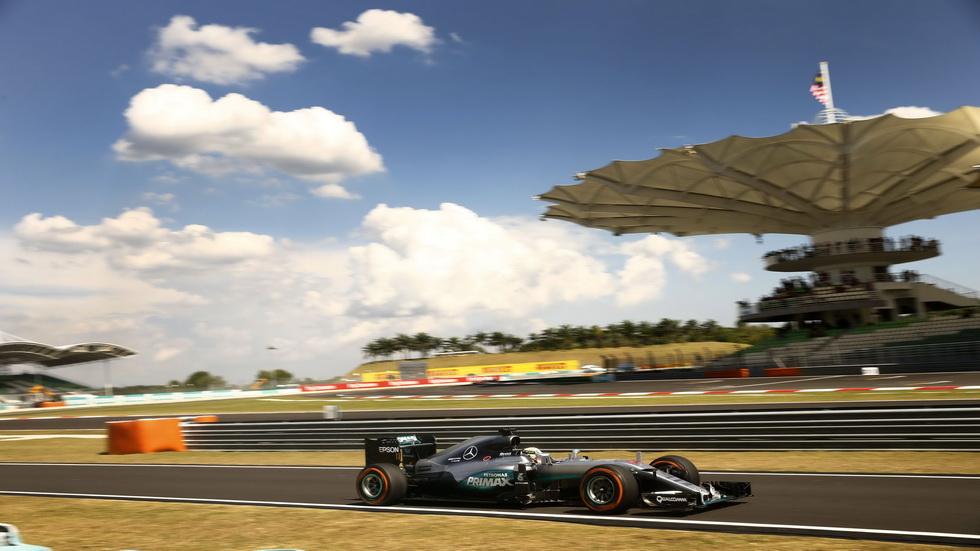 Gran Premio de Malasia: 3ª sesión entrenamientos libres