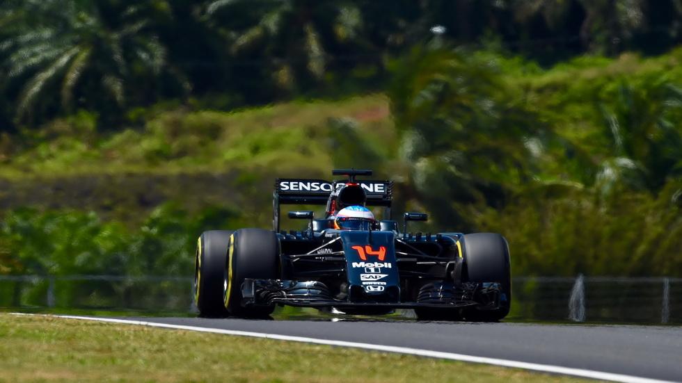 Gran Premio de Malasia: Alonso sólo disputó la Q1