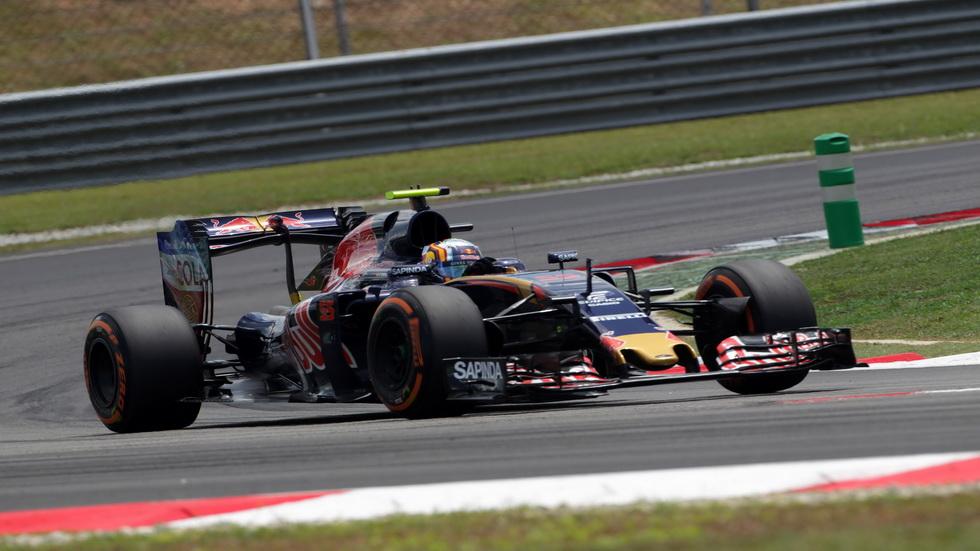 Gran Premio de Malasia: Sainz se calificó decimosexto