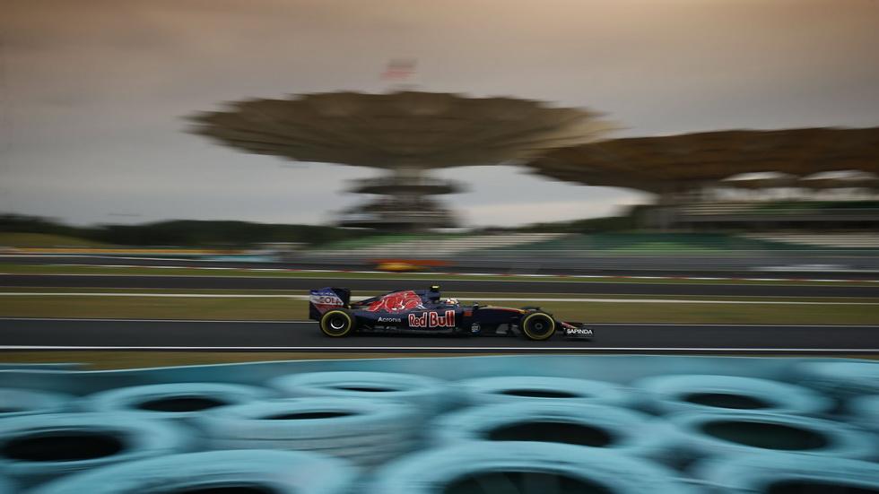 Gran Premio de Malasia: Sainz terminó cerca de los puntos