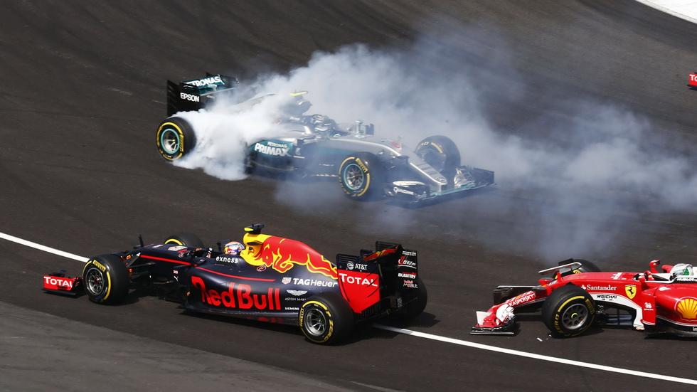 Gran Premio de Malasia: Tres posiciones de sanción para Vettel