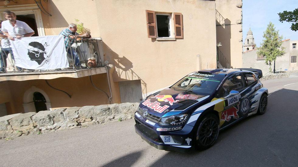 Mundial de Rallyes 2016: Ogier, intratable en Córcega