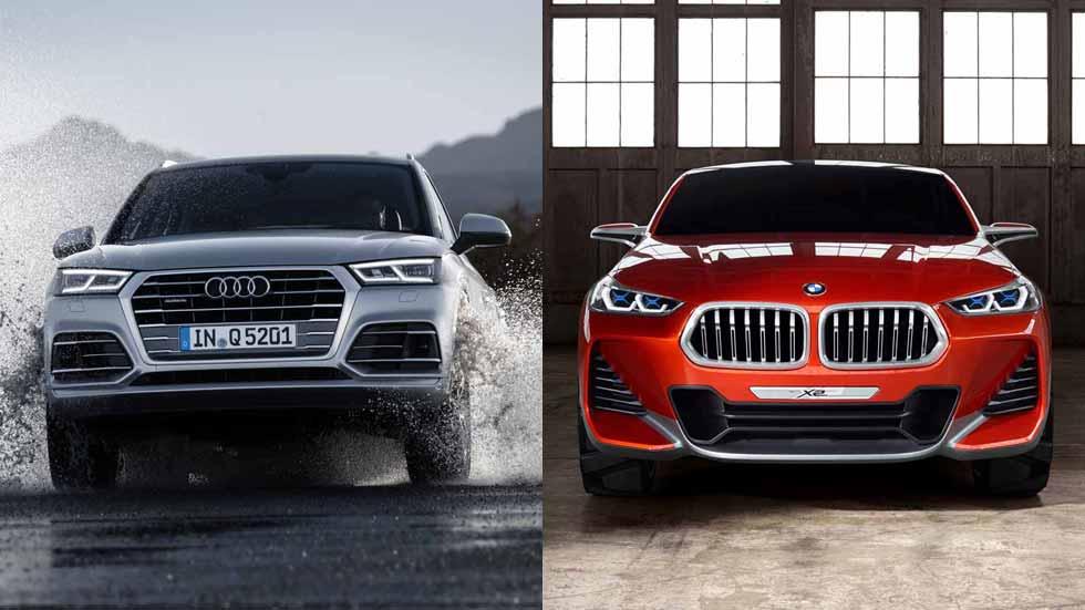 Revista Autopista 2977: futuros Audi Q5 y BMW X2
