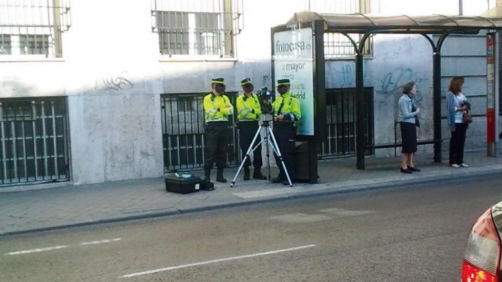 Los radares ocultos que indignan a los conductores (fotos)